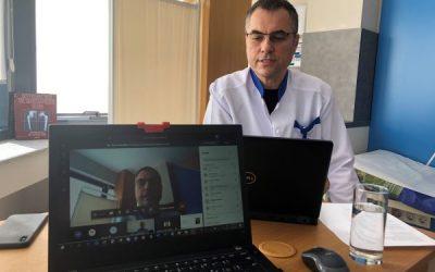 В уебинар на МУ София бе представена изкуствена тазобедрена става Twinsys + RM Pressfit Vitamys